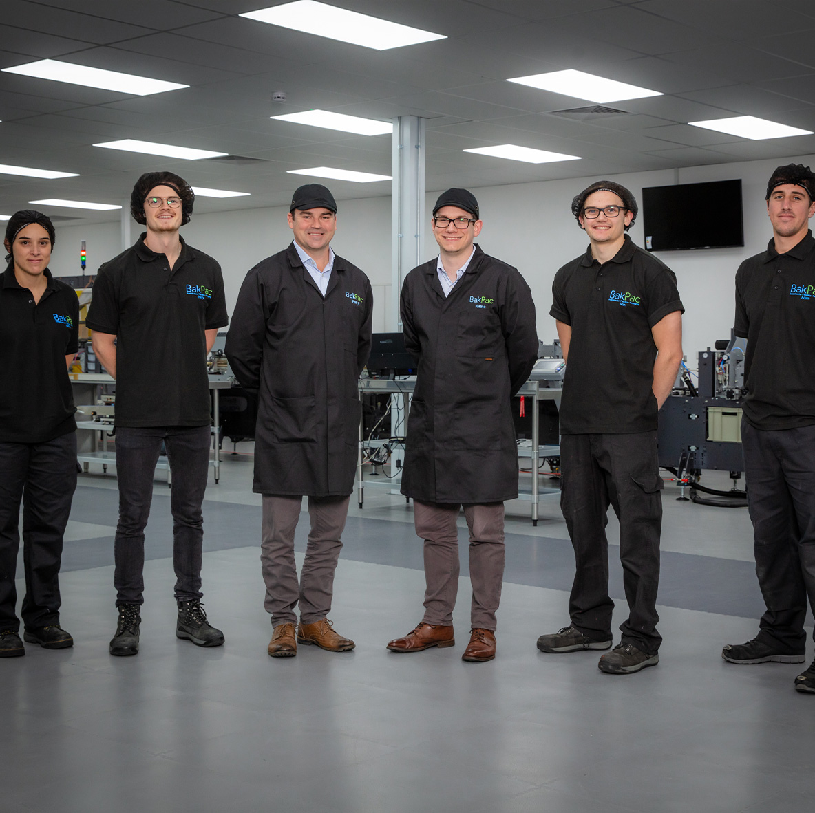 BakPac Team
