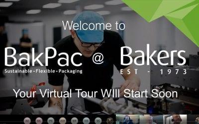 Virtual Tours at BakPac